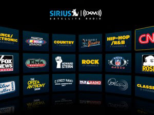 Sirius/XM Satellite Radio